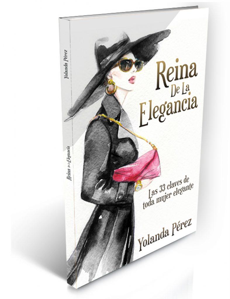 libro reina de la elegancia