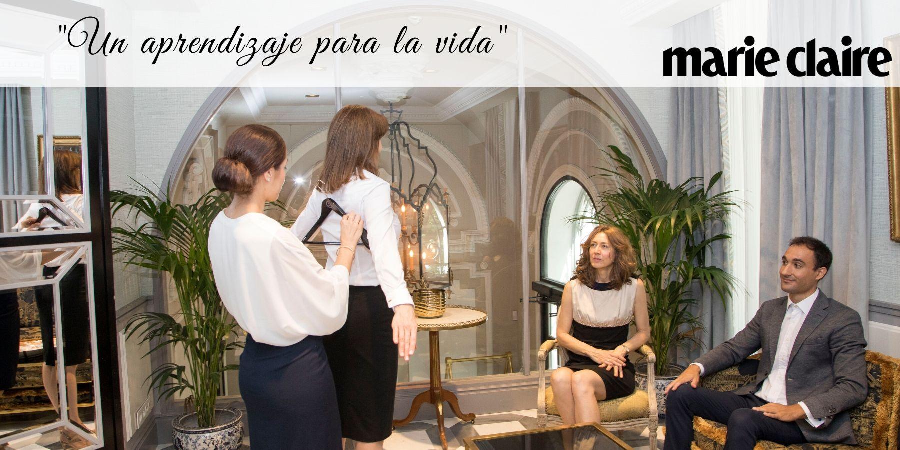 prensa casa de protocolo curso elegancia femenina