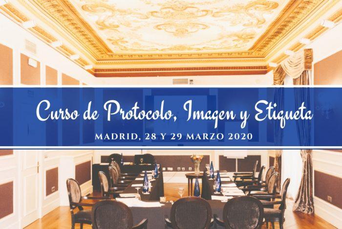 Curso de Protocolo Imagen y Etiqueta